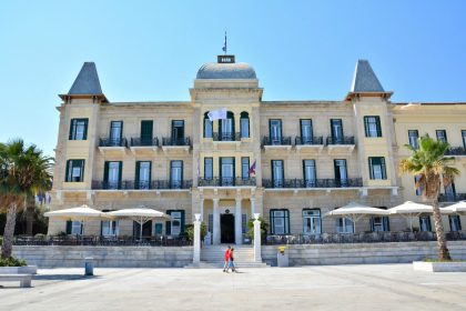 Elegant Luxury on Spetses: Poseidonion Grand Hotel