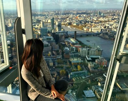 Sky High Visit: The Shard in London