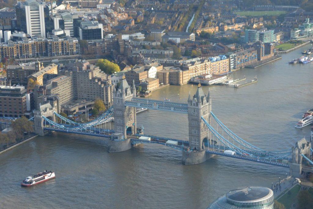 The Shard in London