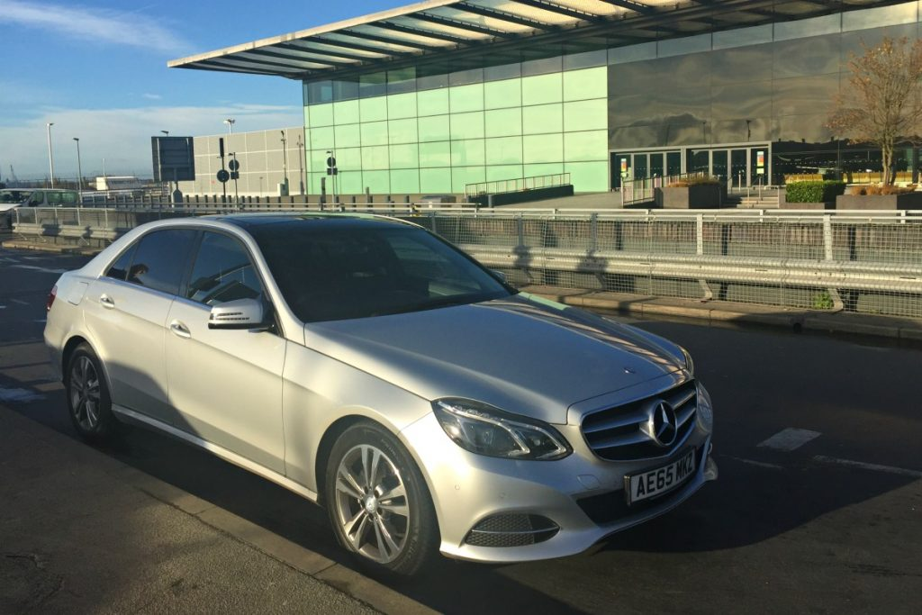 Airport transfer in London