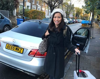 Airport Transfer in London: Blacklane Chauffeur Services