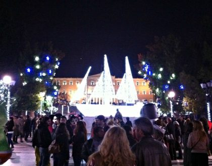 Christmas Holidays in Athens: 12 Things To Do