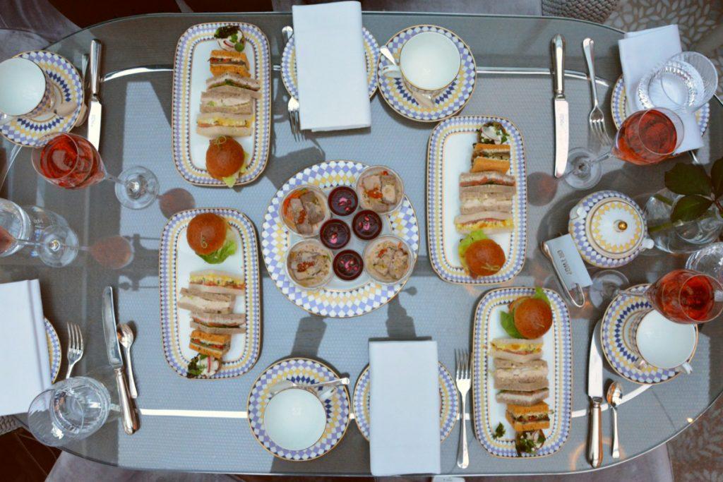 The Berkeley's Prêt-à-Portea Afternoon Tea in London
