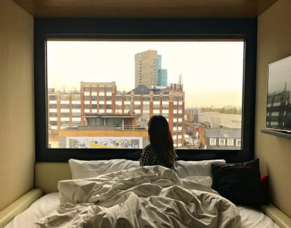 citizenM Shoreditch in London: A Hip, High-Tech Stay