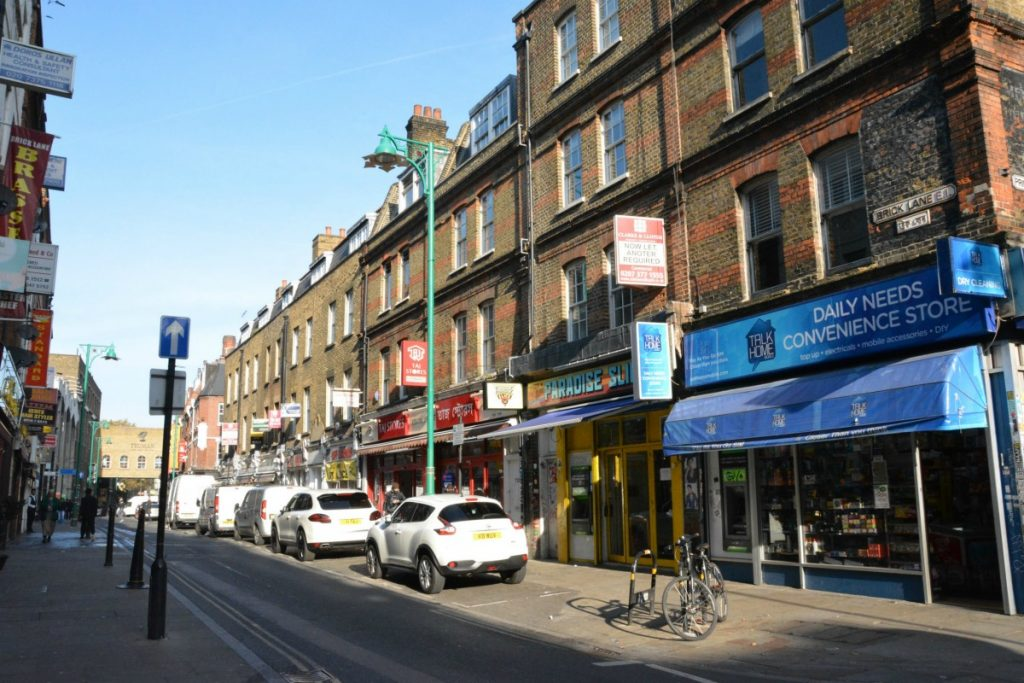 London East End Food Market
