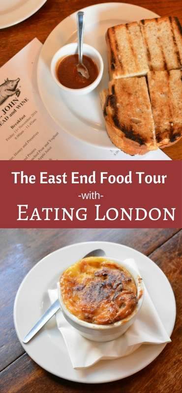 East End Food Tour