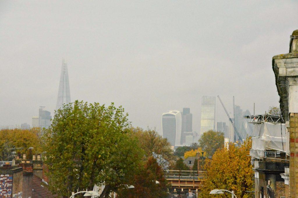 Victoria Inn Peckham view