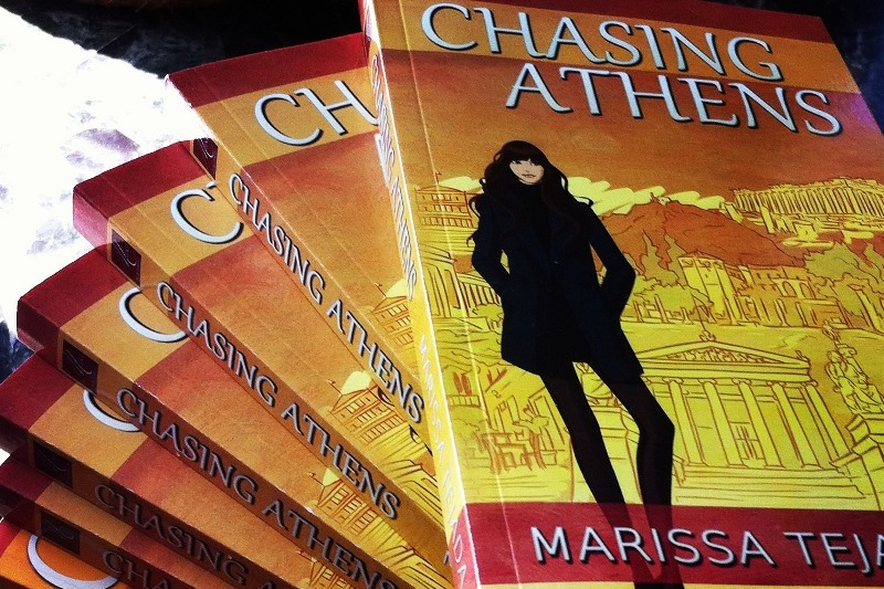 chasing athens book