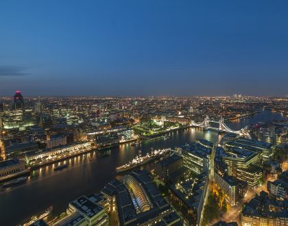 Dining with a View: Ting Restaurant at the Shard