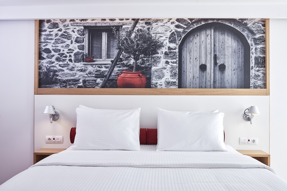 olive green hotel: eco-minded hospitality - travel greece travel
