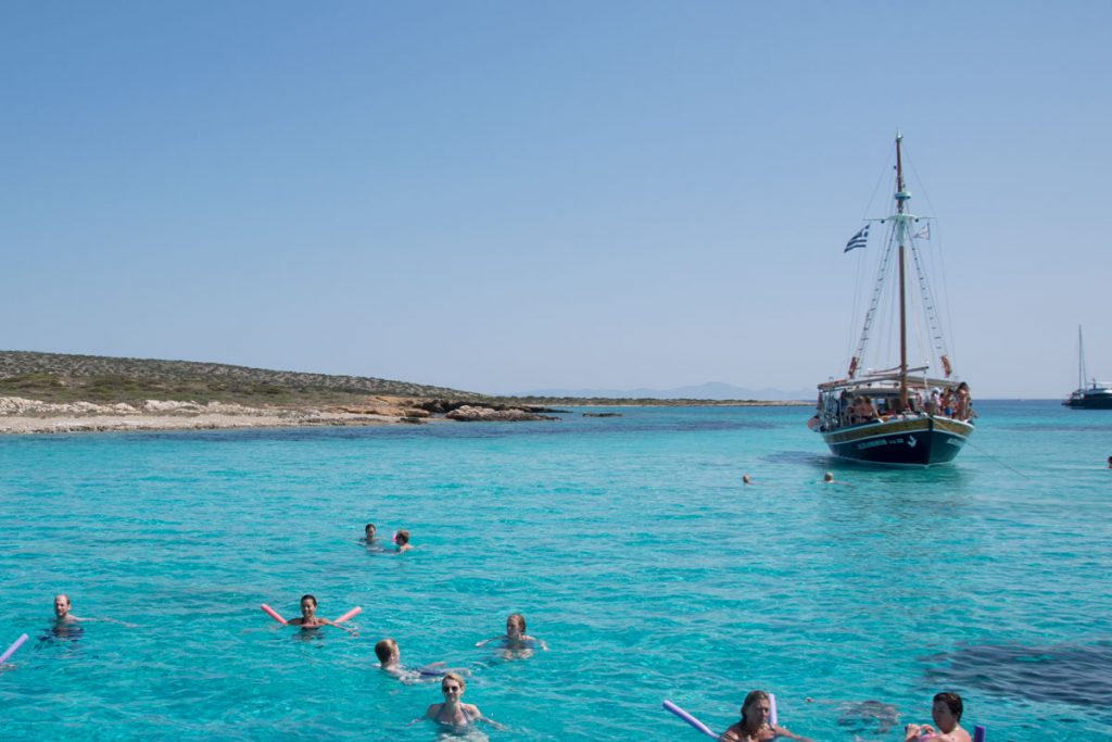 Greek Island Cruises And Sailing Trips