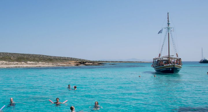 Top Greek Island Cruises and Sailing Trips
