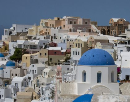 6 of the Most Romantic Islands in Greece