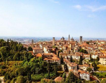 Citta Alta: Bergamo Upper Town's Old World Europe