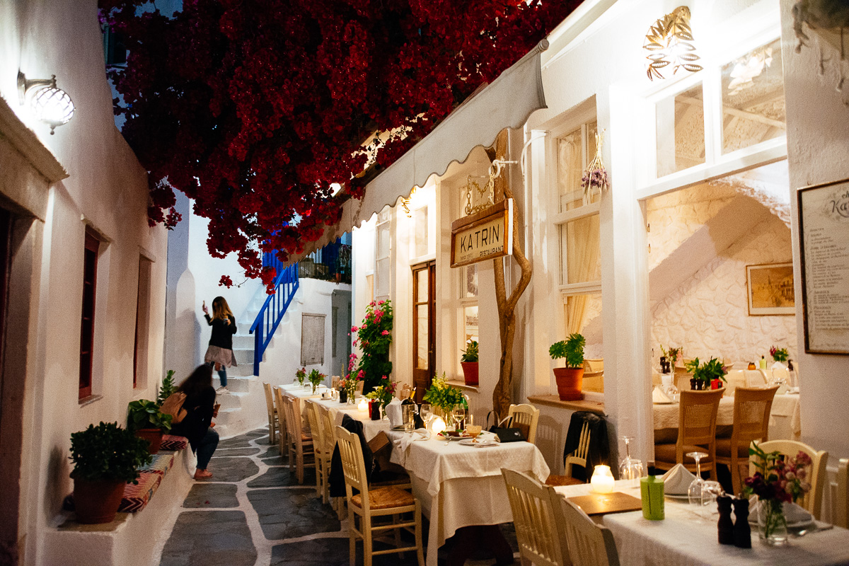 For Decades This Family Run Restaurant Has Maintained Its Standing As One Of The Best Restaurants On Mykonos And With That Priciest Places To