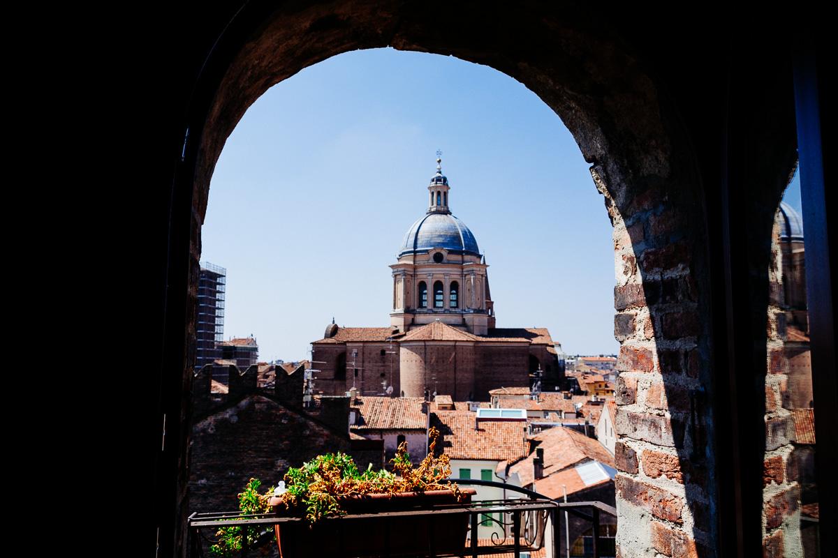 Stay in an Italian Castle: Palazzo Castiglioni