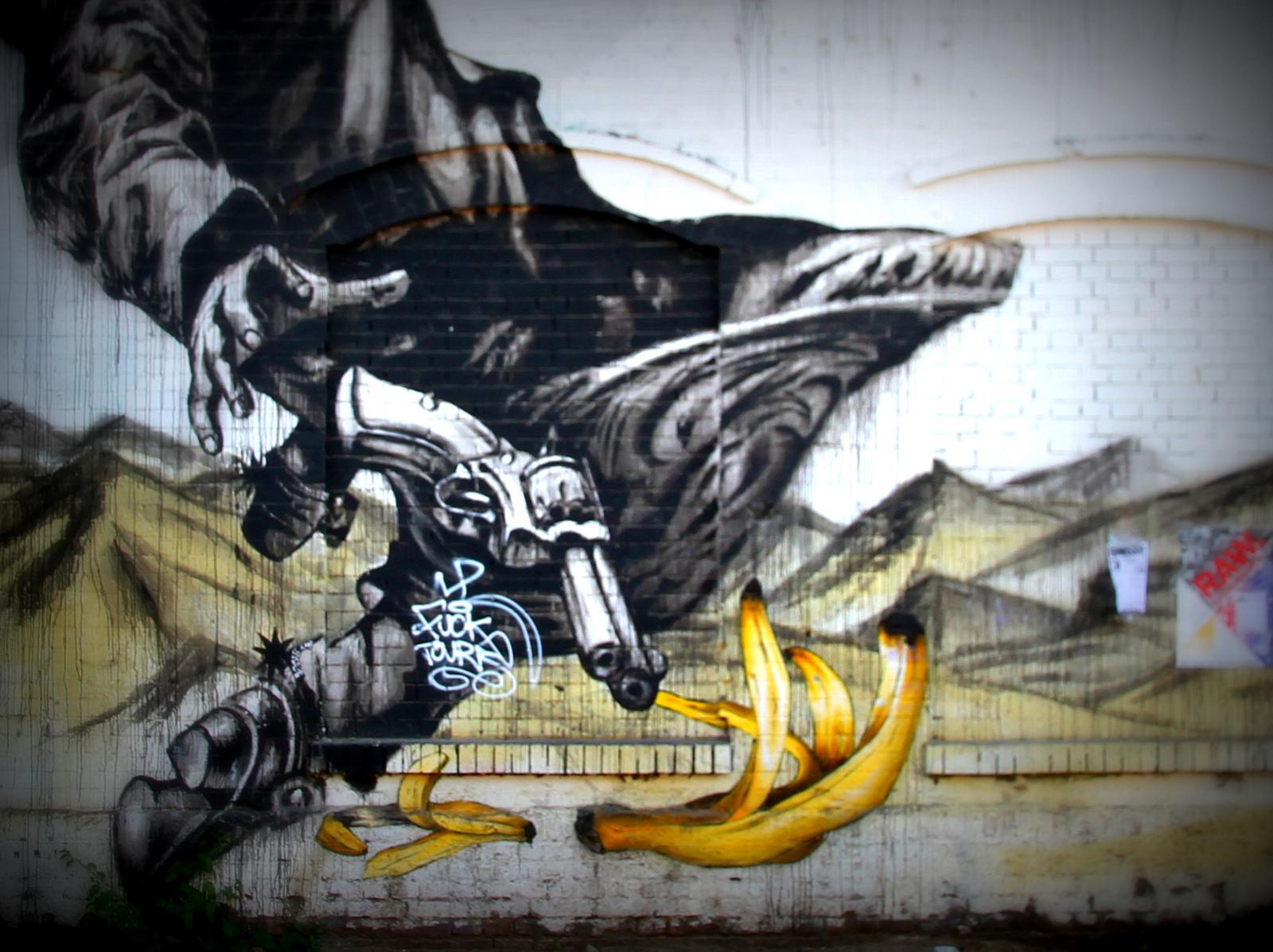 Best Street Art Cities of Europe