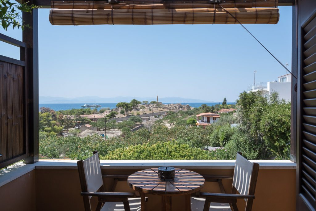 Stay on Aegina Island