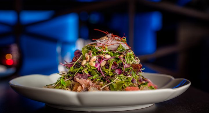Ling Ling: Mykonos Style Meets Asian Cuisine