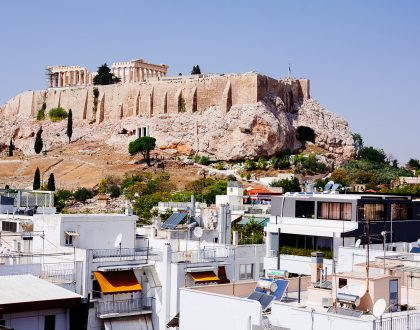 Best Athens Hotels with a View